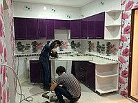 Гарнитуры для маленьких кухонь в Алматы, фото 1