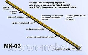 Мебельный шаблон Черон МК03