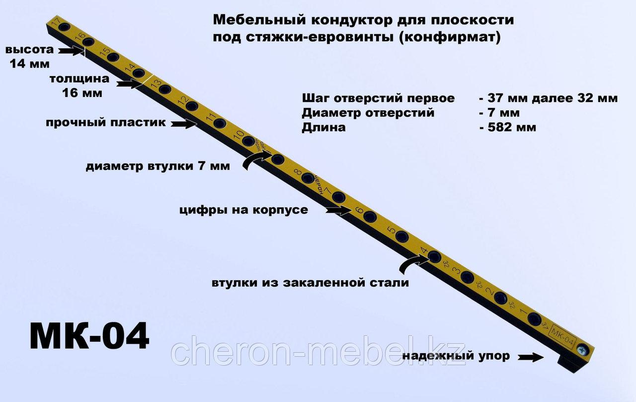 Мебельный кондуктор Черон МК04