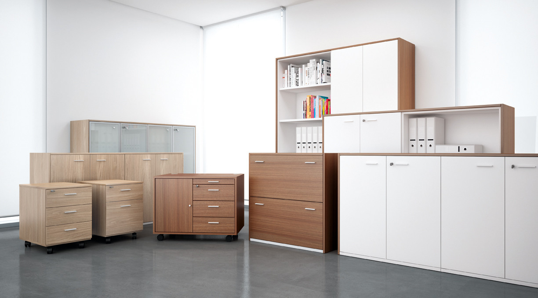 Шкафы средние, комплект