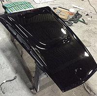 Накладка на капот BMW X5 E70, фото 1