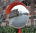 Зеркало дорожное сферическое обзорное D1000мм, фото 2