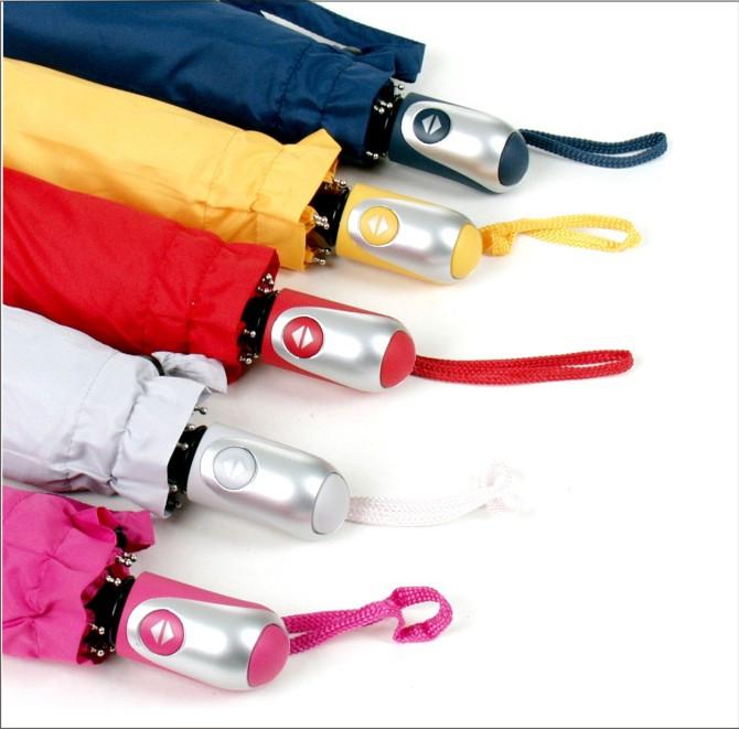 Зонты складные (полуавтомат)