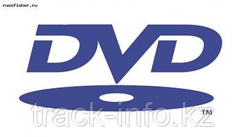 Диски DVD+RW Track 4.7gb 4x cake box