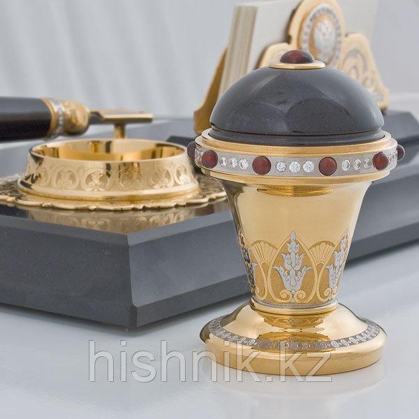 "VIP-подарки Набор письменный ""Чёрное золото"" - фото 2"