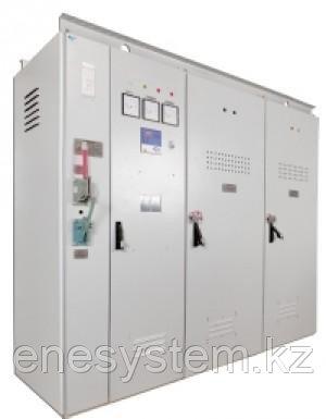 Установка конденсаторная компенсации реактивной мощности серии УККРМ 7