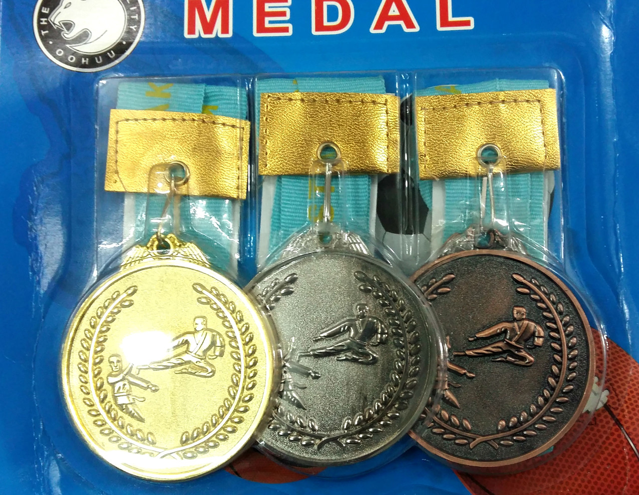 Медали для единоборства