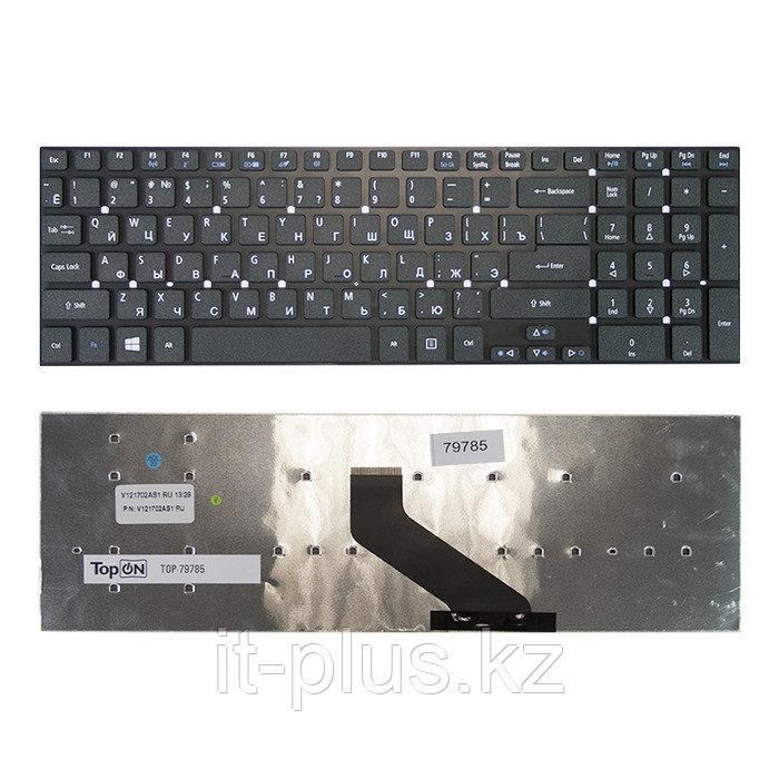 Клавиатура для ноутбука Acer Aspire 5755G/ 5830T, RU, черная