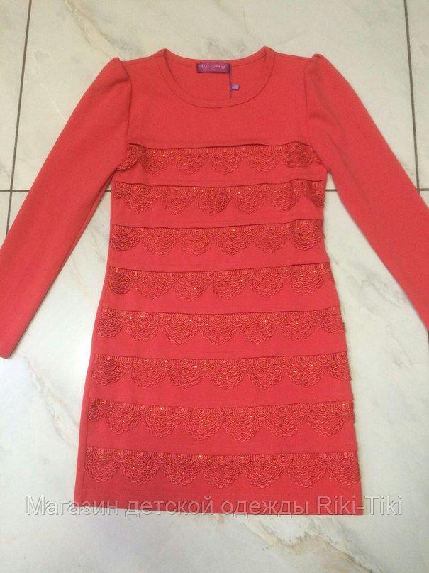 Коктейльные платье для девочек