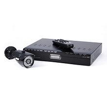 Комплект видеонаблюдения KGuard Security BR801-8CW214H.