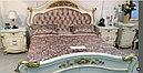 КАССАНДРА спальный гарнитур, 6Д, крем, фото 4