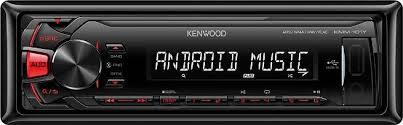 Автомагнитола KMM-101RY FM+USB - фото 1