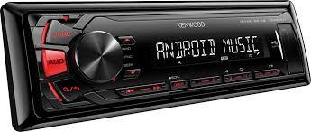 Автомагнитола KMM-101RY FM+USB - фото 2