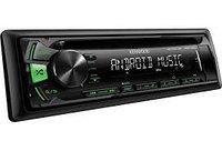 Автомагнитола KDC-164UR CD/MP3 USB зеленая подсветка