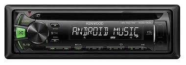 Автомагнитола KDC-164UR CD/MP3 USB зеленая подсветка - фото 2