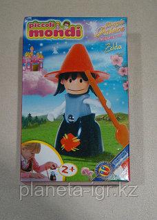 """Магнитная фигурка """"Волшебный замок"""" Магнитная игрушка Zelda серия-Волшебный замок, Пиколли Монди"""