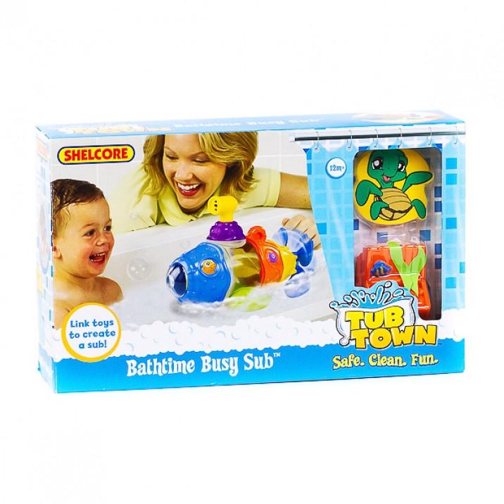 """Shelcore Игрушка для купания - """"Подводная лодка"""""""