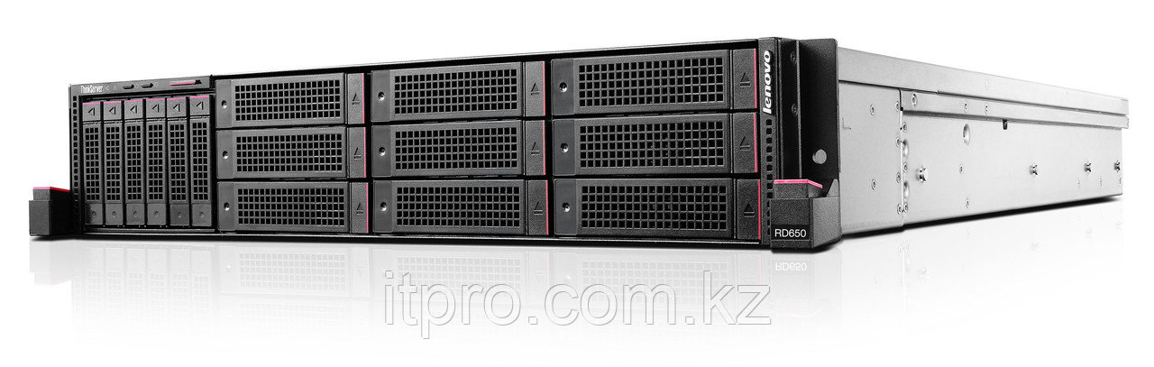 "Сервер Lenovo ThinkServer RD650 8 x 2.5"" 1 x Xeon E5-2609v3, фото 2"