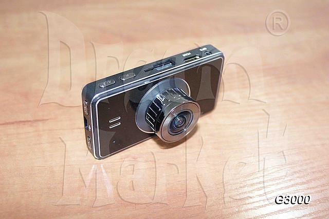 Автомобильный видеорегистратор G3000