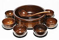 Набор деревянной посуды для Наурыз-коже