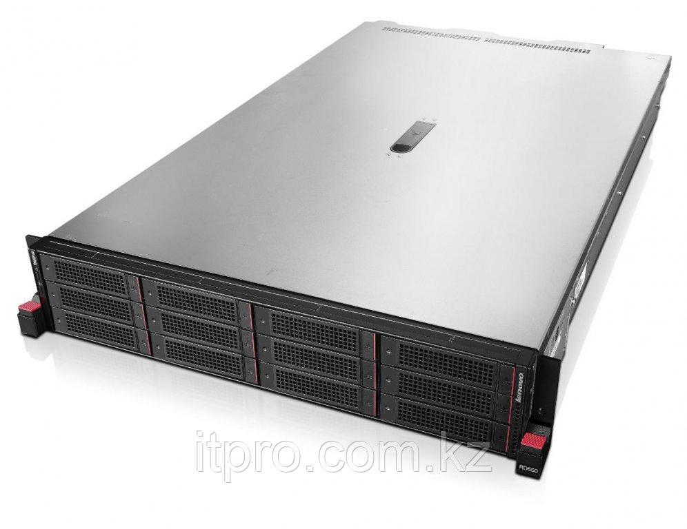 """Сервер Lenovo ThinkServer RD650 8 x 2.5"""" 1 x Xeon E5-2650v3"""