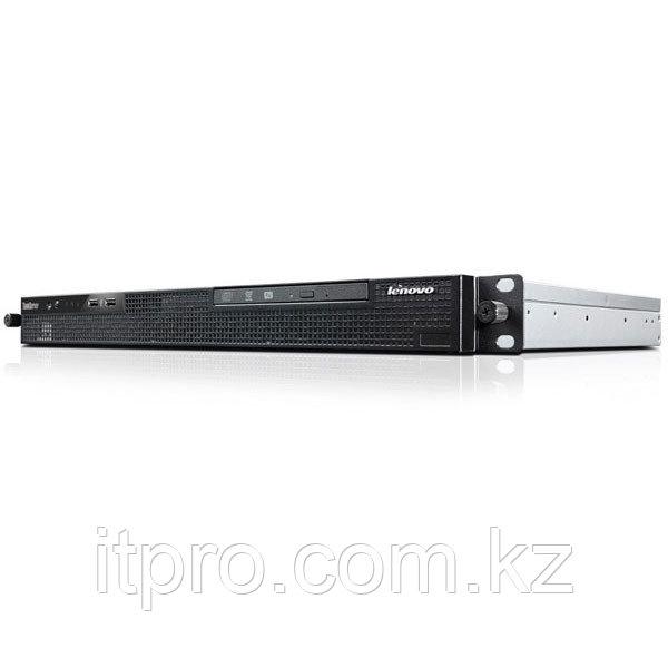 "Сервер Lenovo ThinkServer RS140 w/ 2 x 3.5"" Bays, Xeon E3-1226v3"