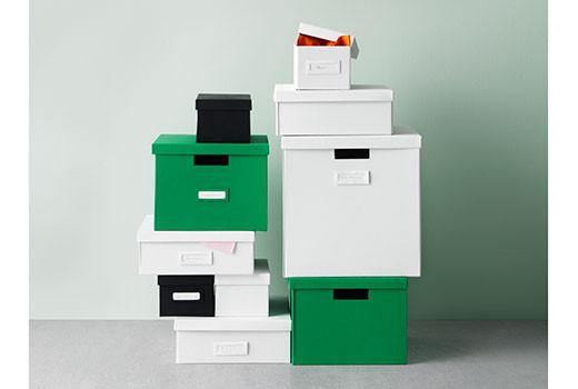 Коробки, контейнеры и корзины для хранения