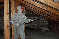 Обработка деревянных и металлических конструкций огнезащитными составами