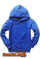 Детская синяя толстовка, свитшот, фото 1