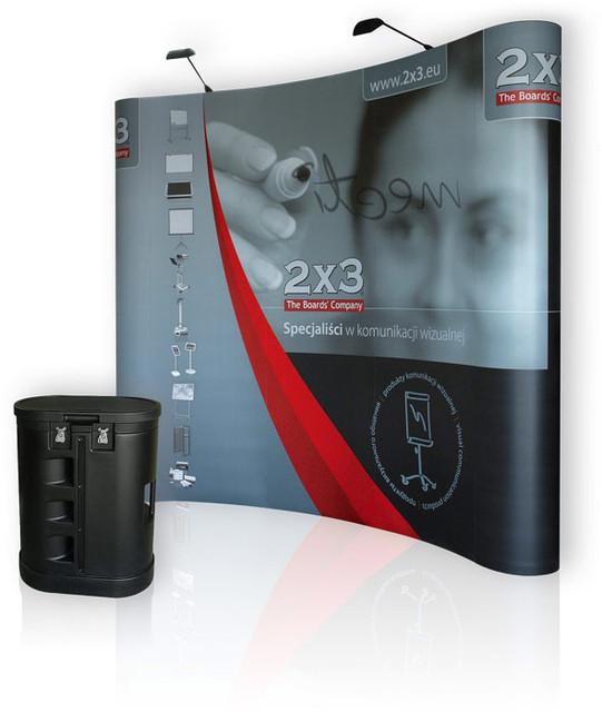 Экспозиционный стенд POP UP SPU34 405cm × 222cm