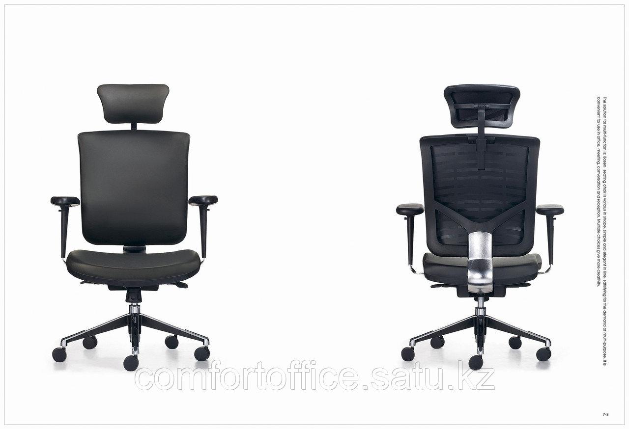 Кресло с подголовником IVY-E