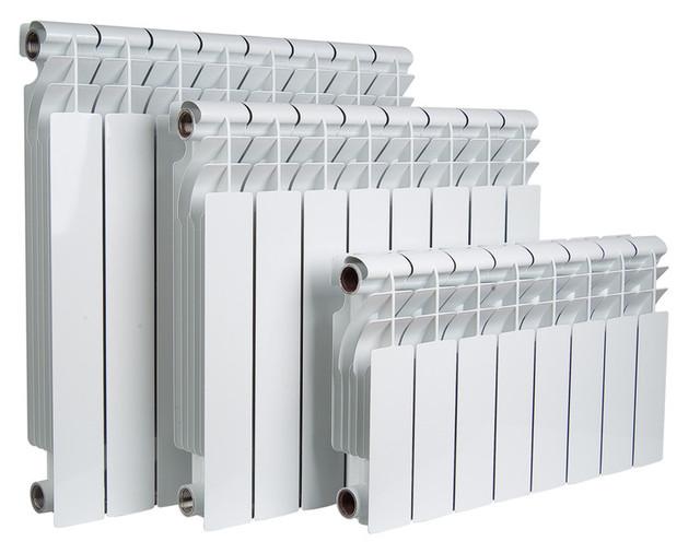 Радиаторы отопления алюминиевые, биметаллические и комплектующие к ним