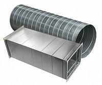 Воздуховоды фасонные части