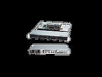 Supermicro X10SRI-F/SC813MTQ-R400C Black• 1U Rackmount