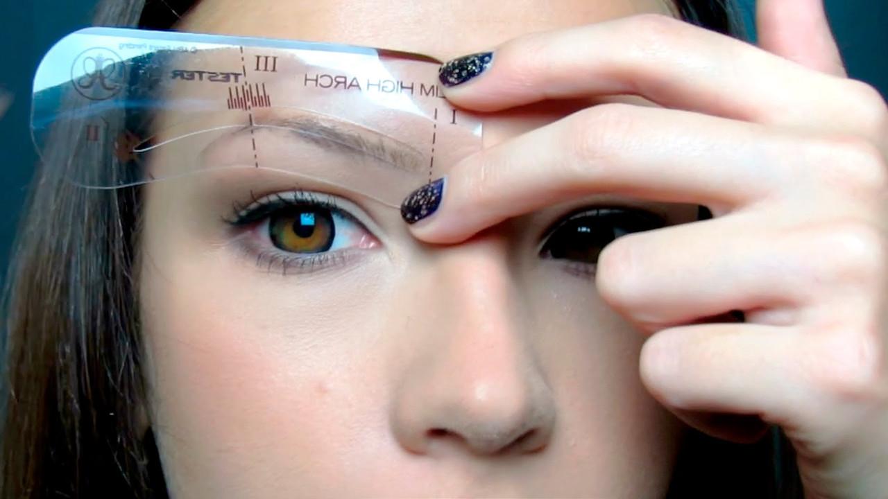 Трафареты для стрелок, трафареты для глаз, трафареты для нанесения теней, Eyeliner fashion - фото 2