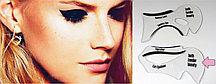 Трафареты для стрелок, трафареты для глаз, трафареты для нанесения теней, Eyeliner fashion