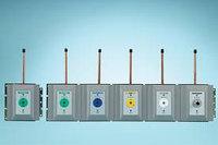 Клапан настенный для медицинских газов тип Ohmeda, фото 1