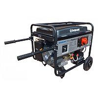 Генератор бензиновый DeMARK 6.5 кВт (стартер, 3 фазы) DMG-7500FE-3