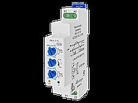 Реле контроля однофазного напряжения РКН-1-5-15 с оптронным выходом
