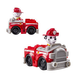 Paw Patrol Маленькая Машинка спасателя (Маршал)