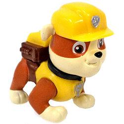 Paw Patrol Маленькая фигурка щенка - Крепыш  (Щенячий патруль)