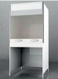 Стол-зонт с вентиляционной установкой