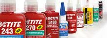 LOCTITE (Henkel) - Клеи, герметики, компаунды и аэрозоли