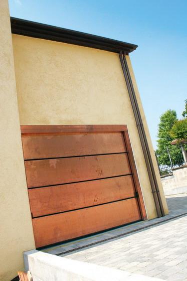 Дизайнерские ворота (Италия)