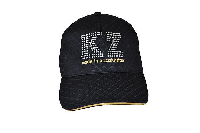 """Бейсболка с надписью """"KZ"""""""