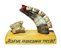 "Костяная статуэтка ""АСЫКИ"", 25 см"