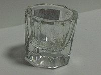 Стаканчик для мономера стеклянный