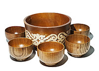 Набор посуды для Наурыз-коже (10/20 см)