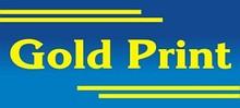 "рекламно-производственная фирма ""GOLD PRINT"""