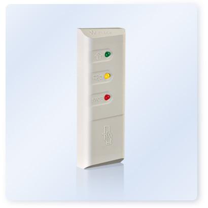 Контроллер замка PERCo-CL201.1 со встроенным считывателем